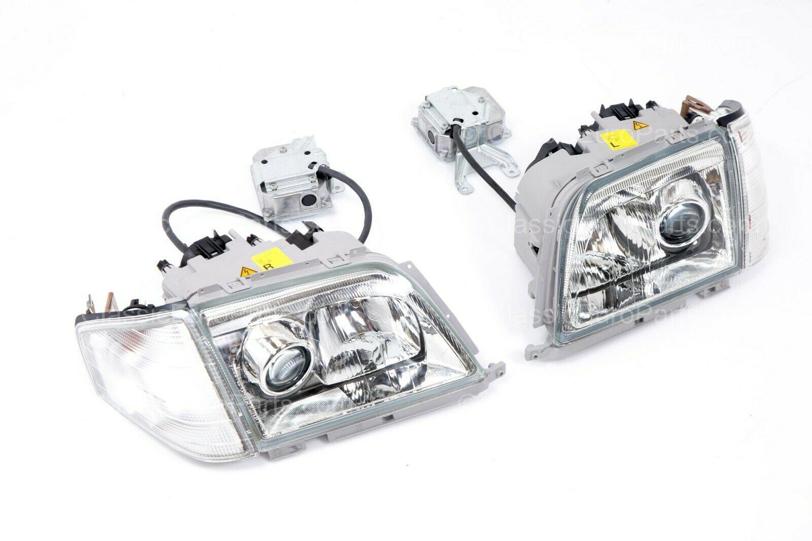 Euro Xenon projector headlight & indicator conversion kit