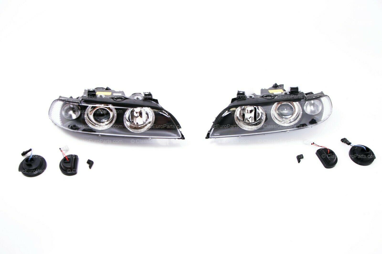 Euro Xenon headlight set for E39 facelift