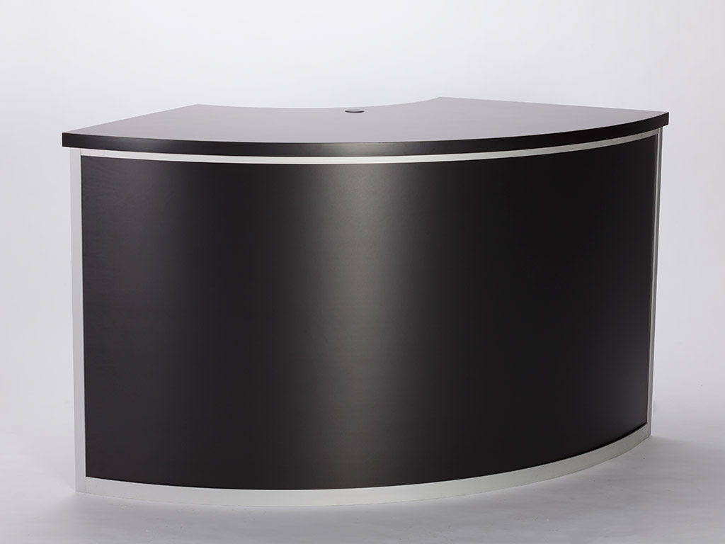 Exhibit Design Search  RE1205  Large Curved Counter