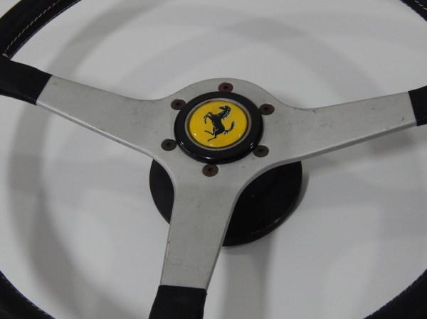 Ferrari 308 365 Momo Leather Steering Wheel - Classic