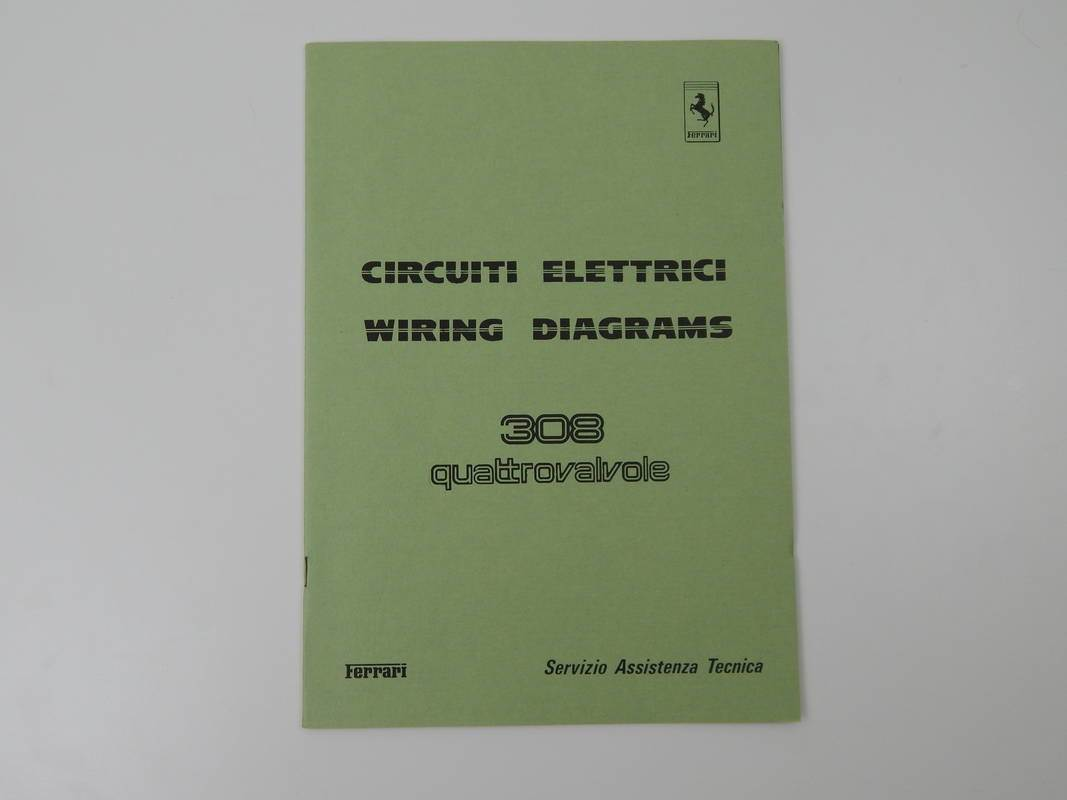 hight resolution of ferrari 308 qv wiring diagram manual