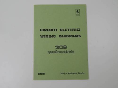 small resolution of ferrari 308 qv wiring diagram manual