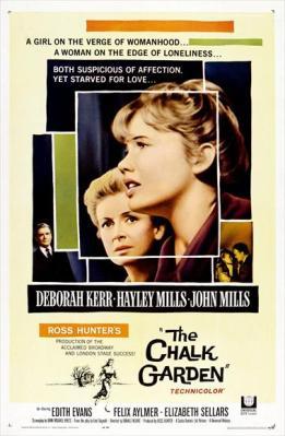The Chalk Garden (1964) with Deborah Kerr and John Mills