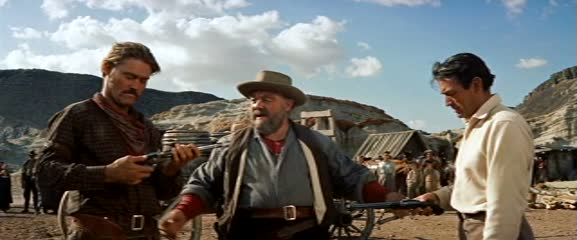 1001 películas que debes ver antes de forear. William Wyler The-big-country-1958-3