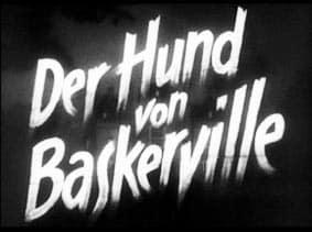 The hound of the baskervilles 1939 with basil rathbone for Der hund von baskerville