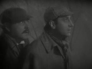 1939 Hound of the Baskervilles Basil Rathbone and Nigel Bruce 3
