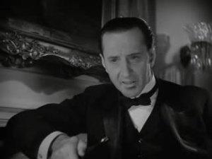 1939 Hound of the Baskervilles Basil Rathbone