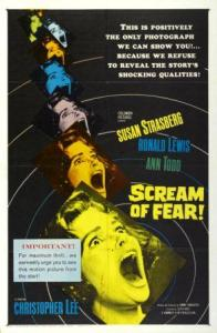 1961 scream of fear