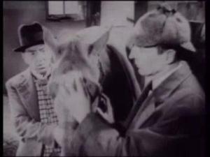 1937 Murder at the Baskervilles Arthur Wontner 2