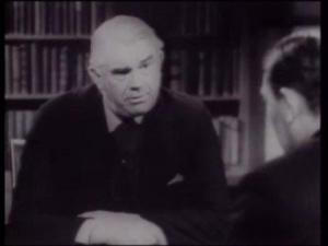 1937 Murder at the Baskervilles Lyn Harding