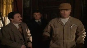 1997 Mouse Hunt Nathan Lane, Christopher Walken and Lee Evans