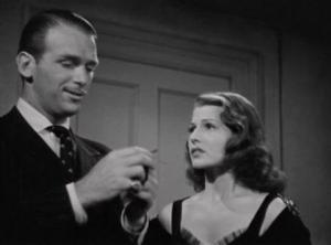 1940 Angels Over Broadway Douglas Fairbanks Jr and Rita Hayworth