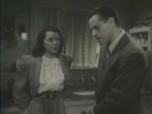1946 Inside Job Ann Rutherford and Alan Curtis 2