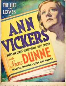 1933 anne vickers