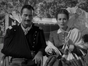 1950 rio grande john wayne and maureen o'hara
