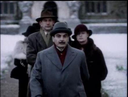 Hercule Poirot's Christmas (1994) with David Suchet - Classic Film ...