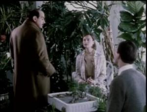 1994 hercule poirot's christmas david suchet, simon roberts and catherine rabett