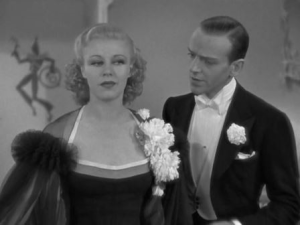 1935 Top Hat Fred Astaire and Ginger Rogers 2
