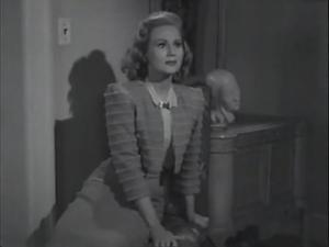 1949 Flaxy Martin with Virginia Mayo