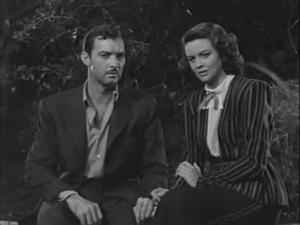 1949 Flaxy Martin with Zachary Scott and Dorothy Malone