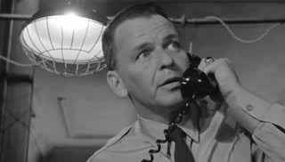 1962 The Manchurian Candidate Frank Sinatra 4