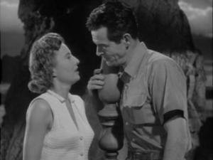 1952 Clash by Night Barbara Stanwyck and Robert Ryan
