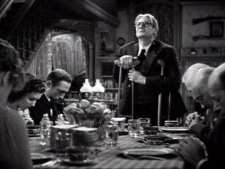 1938 You Can't Take It With You Lionel Barrymore