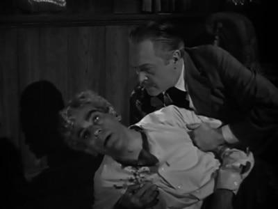 1945 The Isle of the Dead Boris Karloff death