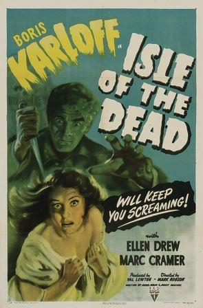 1945 isle of the dead