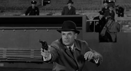 1962 Experiment in Terror Glenn Ford 1