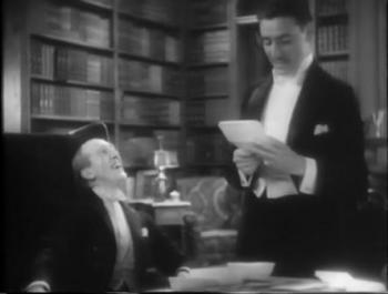 1929 Bulldog Drummond Ronald Colman Claud Allister