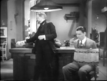 1929 Bulldog Drummond Ronald Colman Lawrence Grant 1