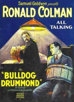 1929 bulldog drummond