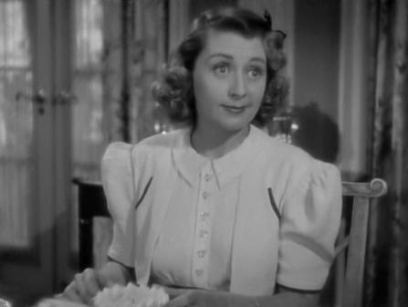 1939 Good Girls Go to Paris Joan Blondell