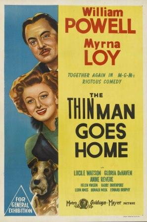 1945 the thin man goes home