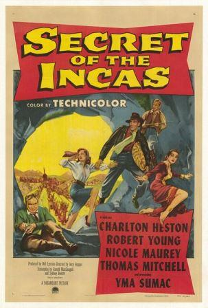 1954 Secret of the Incas