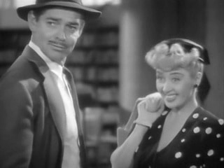1945 Adventure Clark Gable Joan Blondell