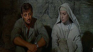 1957 Heaven Knows Mr Allison Robert Mitchum Deborah Kerr 1