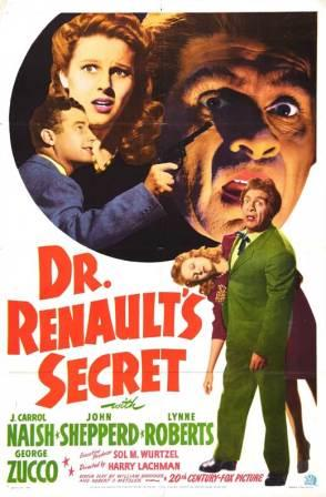 1942 Dr. Renault's secret