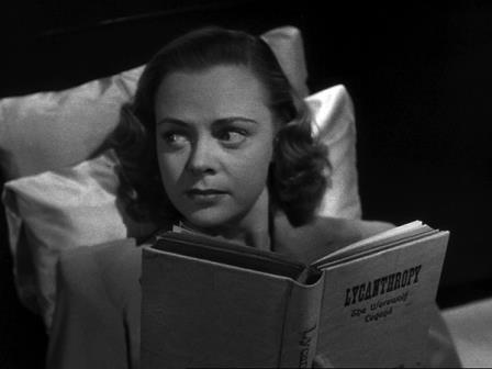 1946 she-wolf of london June Lockhart