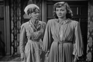 1945 My Name is Julie Ross nina foch 1