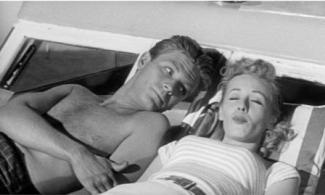 1957 incredible shrinking man grant williams boat randy stuart