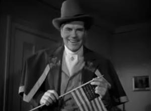 Walter Huston Yankee Doodle Dandy