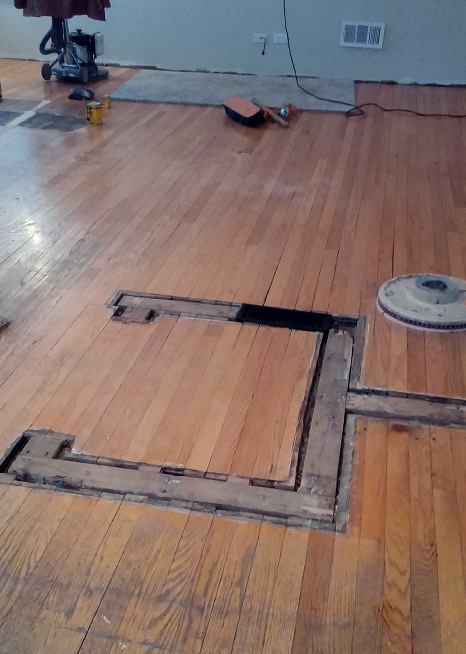 Floor Resanding and Waterbase Coating in Illinois