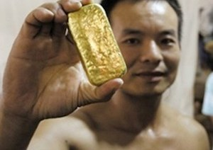 The Chinese In Modern Day Ghana Gold Rush