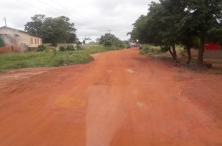 Almost Completed Road Project Yet To Reach Original Starting Point
