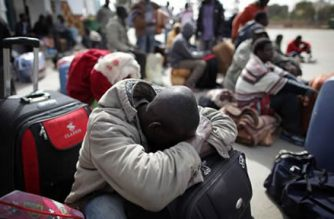 62,422 Ghanaians Stranded In Libya