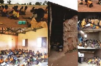 Pupils In Garu And Tempane Learn In 'Lack'
