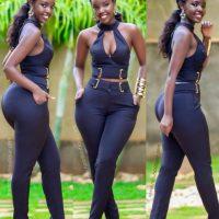 The Curvy Ugandan Model Breaking The Net & Making Ugandan Brand Glitz By Nalu Viral