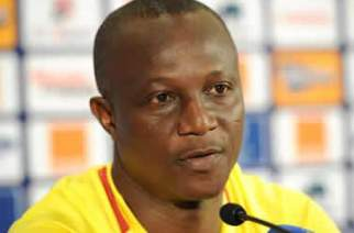 Appiah Names Squad For Kenya Game